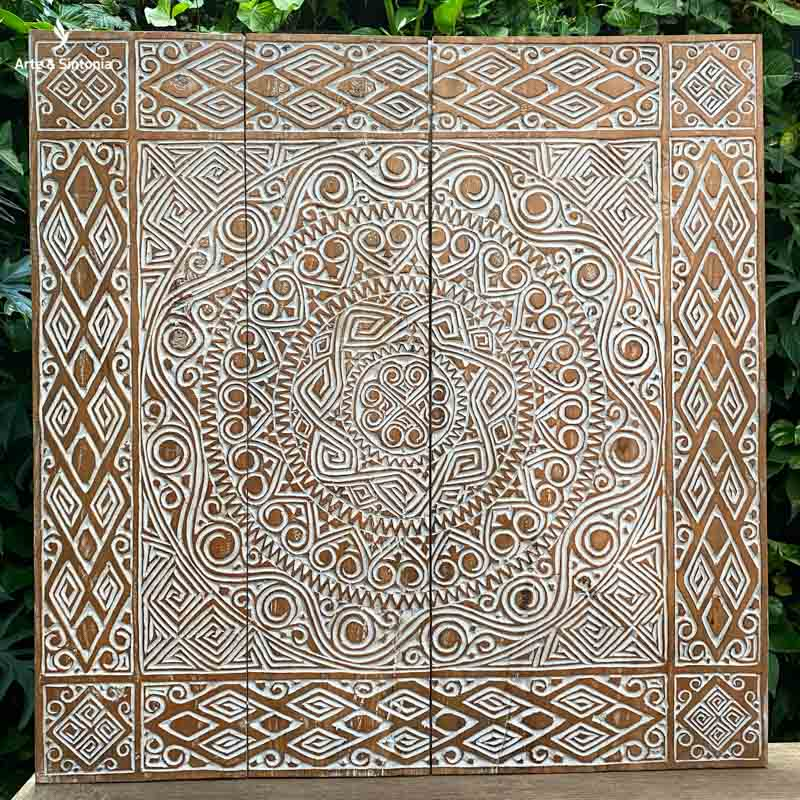 wood-panel-wall-art-east-timor-desenho-etnico-geometrico-ancestralidade-timor-leste-mandala-zen-home-decor-ethnic