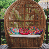 UN1 19 ninho rattan decorativo home decor artesanato bali arte indonesia moveis artesintonia 3