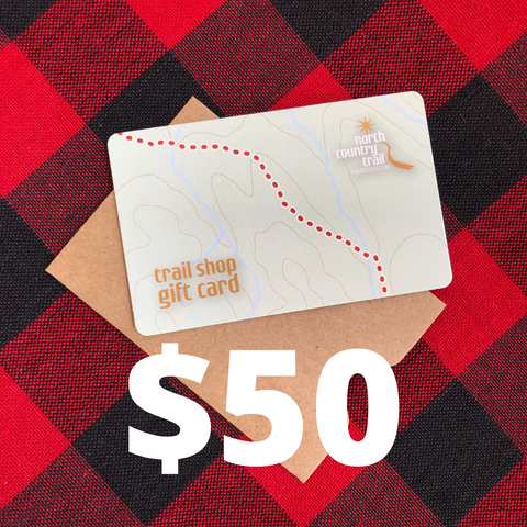 $50 Trail Shop Gift Card