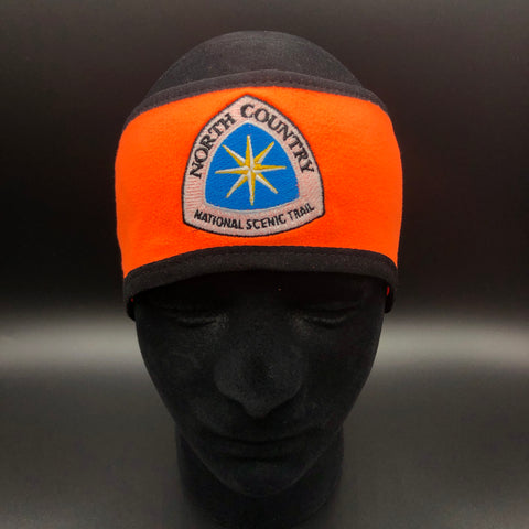 NCNST Emblem Blaze Fleece Ear Warmer