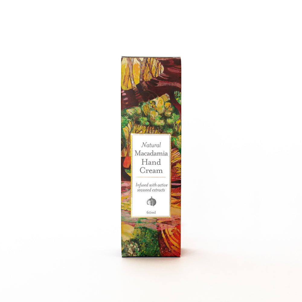 Natural Macadamia Hand Cream