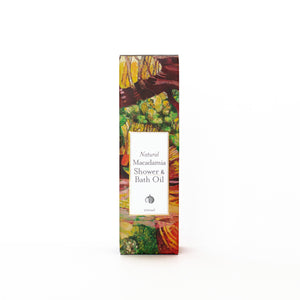 Load image into Gallery viewer, Natural Macadamia Shower & Bath Oil