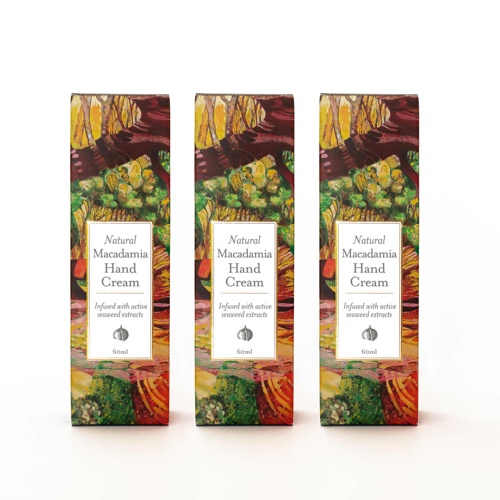 Natural Macadamia Hand Cream | Gift Pack