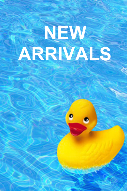 New arrivals for pool and hot tub accessories
