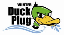 Winter duck plug from Pool Store Canada