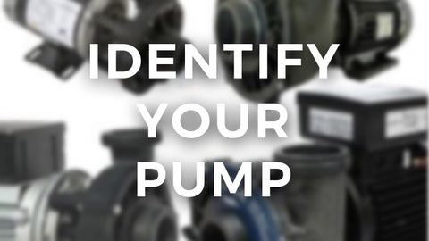 How to identify your hot tub pump