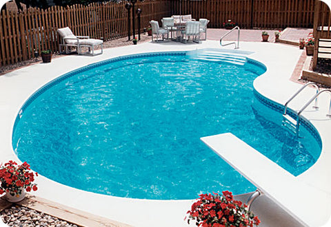 Backyard swimming pool | Pool Store Canada