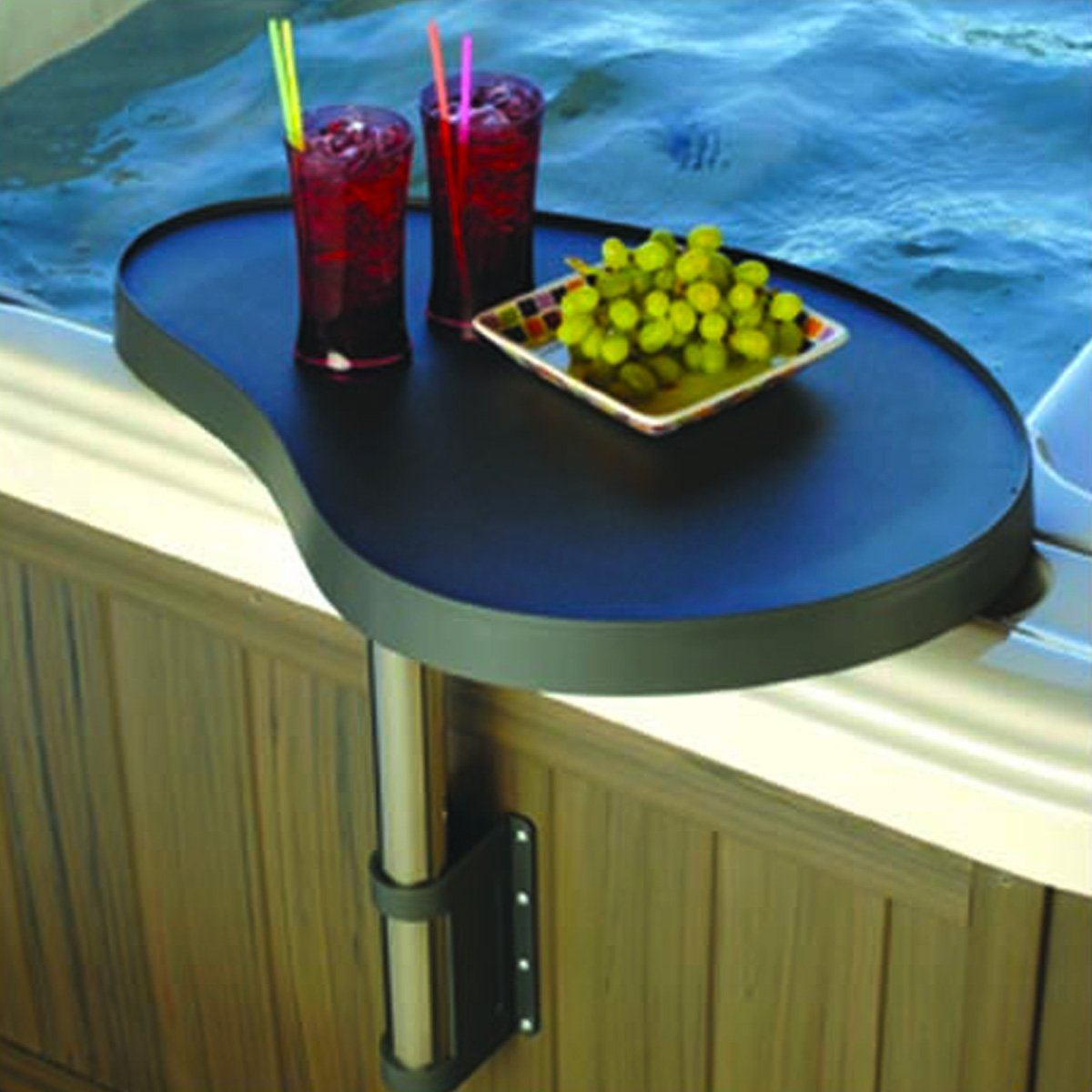 Leisure Concepts Hot tub Accessorie Pool Store Canada Leisure Concepts Spa Caddy Hot Tub Table - Pool Store Canada