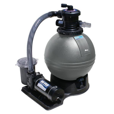 "WaterWay Sand filter parts Pool Store Canada 19"" Clearwater Sand Filter and Pump 1hp + 25ft cord - Pool Store Canada"