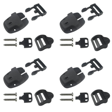 ASP Hot tub covers Pool Store Canada Hot Tub Cover Clips/ Locks - Set of 4 - Pool Store Canada
