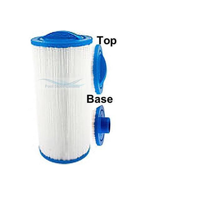 Unicel PGS25P4  4CH-24 Hot Tub Filter - Pool Store Canada
