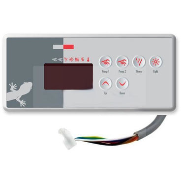 Gecko Gecko Topside control panel Pool Store Canada Gecko TSC35 Top Side control panel - Pool Store Canada