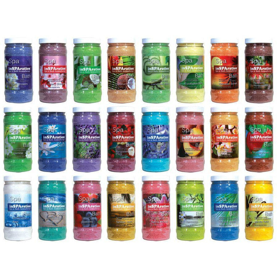 Insparations Spa Fragrance Pool Store Canada Insparations Vanilla Twist Spa Fragrance - Pool Store Canada