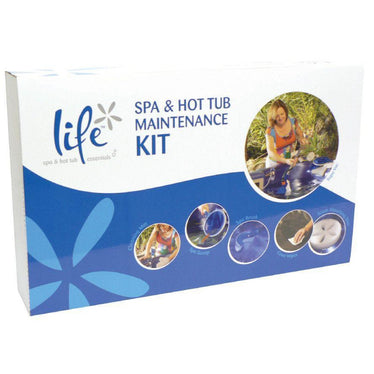 Life Spa Hot tub Accessorie Pool Store Canada Life Spa & Hot Tub  Maintenance Kit - Pool Store Canada
