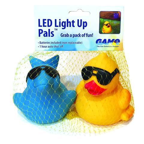 Game Hot tub Accessorie Pool Store Canada Floating Light Up Pals™ 2 Pack - Pool Store Canada