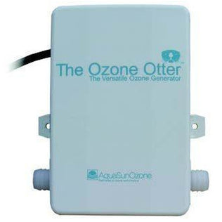 Blue One Pool Ozone system Pool Store Canada The Ozone Otter Above Ground Pool Ozone Generator 110-240V with piggy back power cord - Pool Store Canada