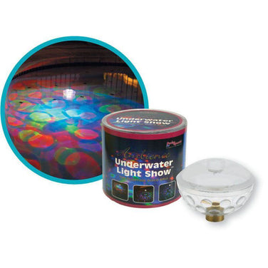 UnderWater Light Show Hot tub Accessorie Game