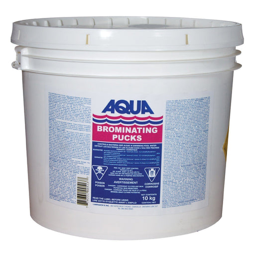 Aqua Pool Pool Chemicals Pool Store Canada Aqua Pool Bromine Tablets/ Pucks 10kg - Pool Store Canada