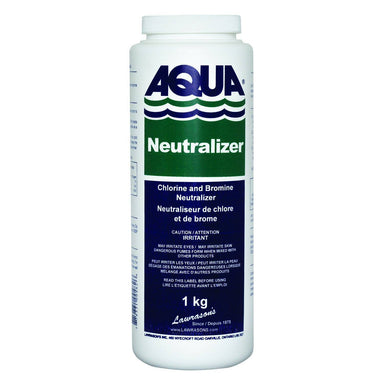 Aqua Pool Aqua Neutralizer 1kg - Pool Store Canada