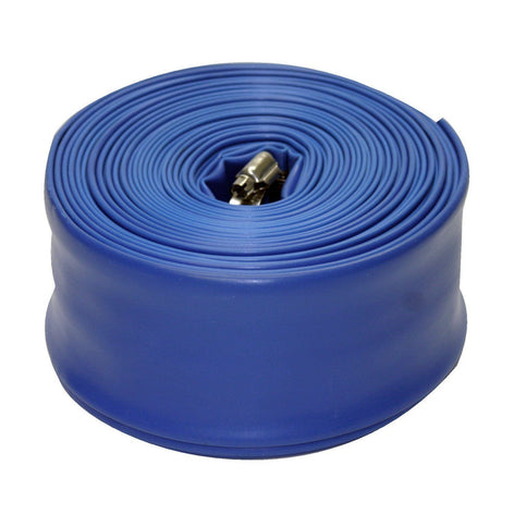 Blue devil Pool Equipment Pool Store Canada Blue Devil Back Wash Hose 1 1/2 x 50ft - Pool Store Canada