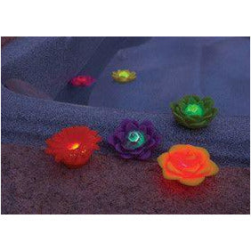 Game Hot tub Accessorie Pool Store Canada Floating Light Garden™ - Pool Store Canada