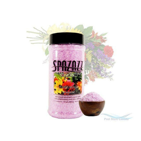Spazazz Original FloraWood Aromatherapy Crystals 17oz 482g - Pool Store Canada