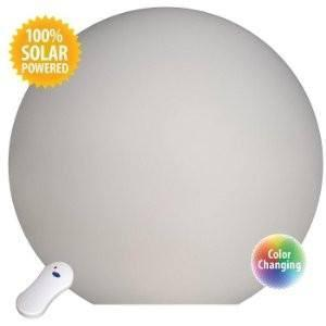 Game GalaxyGLO Solar Light Up Globe - Pool Store Canada