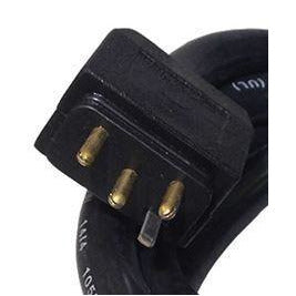 ASP Cables and plugs Pool Store Canada Pump cord 110v 2speed 4ft long - Pool Store Canada