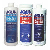 Aqua Pool Pool Chemicals Pool Store Canada Aqua Pool Winterizing Kit for Above Ground Pools up to 55,000L - Pool Store Canada