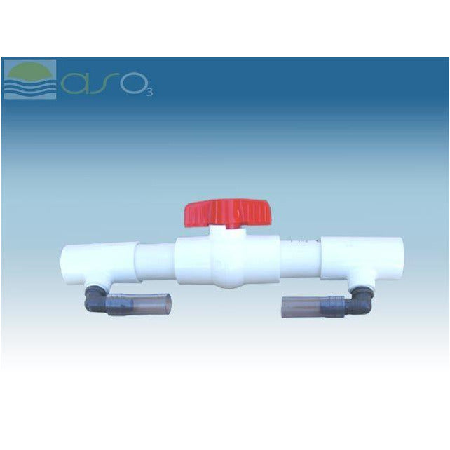 "Blue One Pool Ozone system Pool Store Canada The Ozone Otter 1-1/2"" bypass manifold for Pool systems - Pool Store Canada"