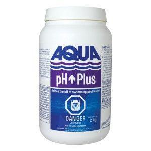 Aqua Pool Pool Chemicals Pool Store Canada Aqua Pool pH+ pH Plus 2kg - Pool Store Canada