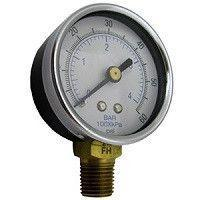 Pool Store Canada  Pool Store Canada Sand filter pressure gauge - Pool Store Canada
