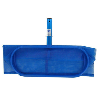 Blue devil Pool Equipment Pool Store Canada Blue Devil Leaf Rake with Plastic Rim - Pool Store Canada