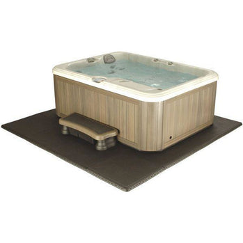 Leisure Concepts Hot tub Decking Pool Store Canada Smart Deck System by Leisure Concepts - Pool Store Canada