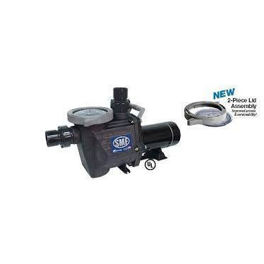 WaterWay Pool Equipment Pool Store Canada Waterways SMF MAX-Flo 1hp 1 speed Pool Pump - Pool Store Canada