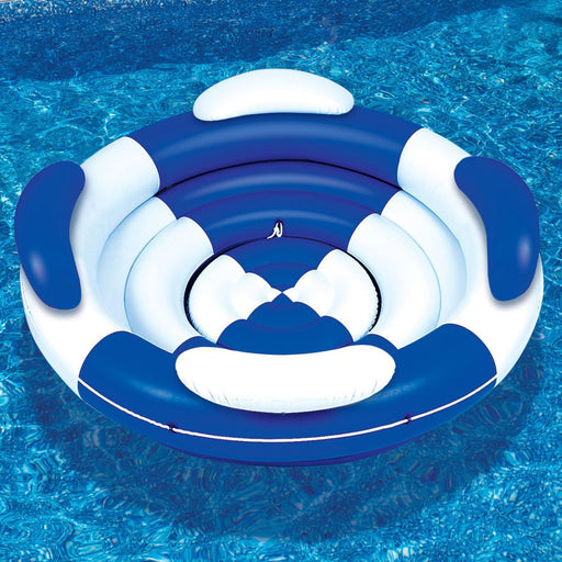 slimline Float Pool Store Canada Solstice Sofa Island Super Lounger for 4 Persons - Pool Store Canada