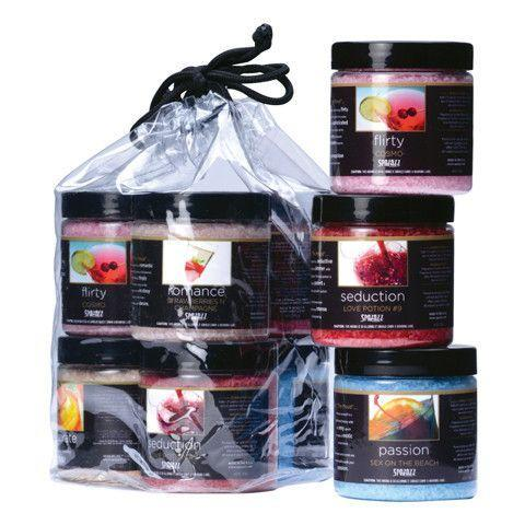 SpaZazz Spa Fragrance Pool Store Canada SpaZazz Cocktail Shots Spa/Hot tub Fragrance 6 pack - Pool Store Canada