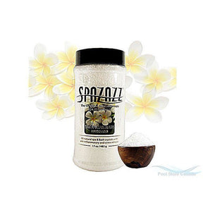 SpaZazz Spa Fragrance Pool Store Canada Spazazz Original Tropical Rain Aromatherapy Crystals 17oz 482g - Pool Store Canada