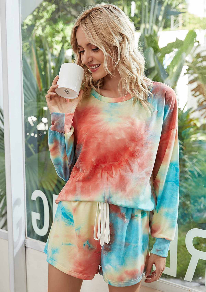 2 Piece Tie Dye Outfits