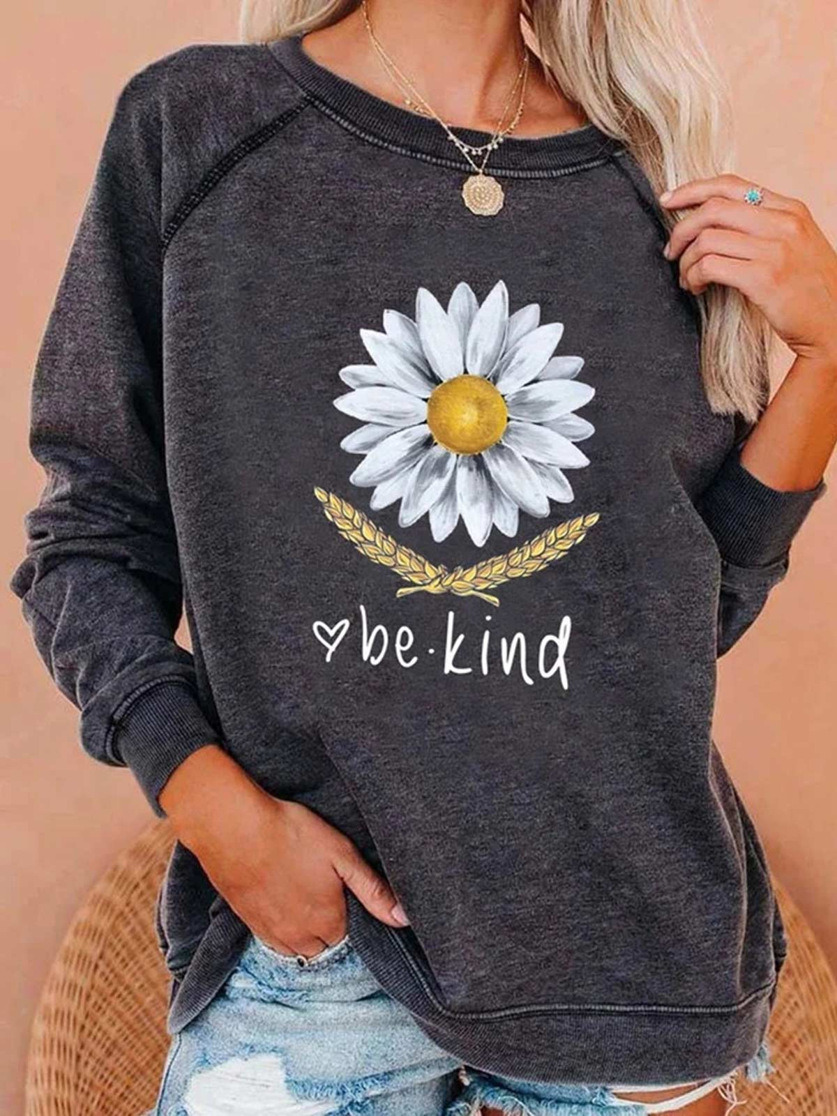 2021 Be Kind Sweatshirt