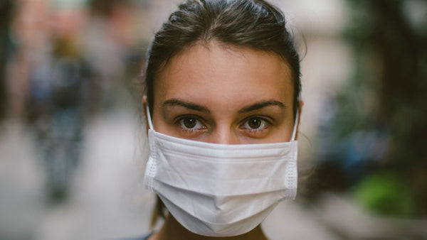 Can a face mask protect me from coronavirus?