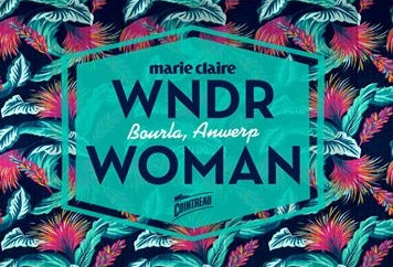 WNDR woman marie claire's boss ladies night
