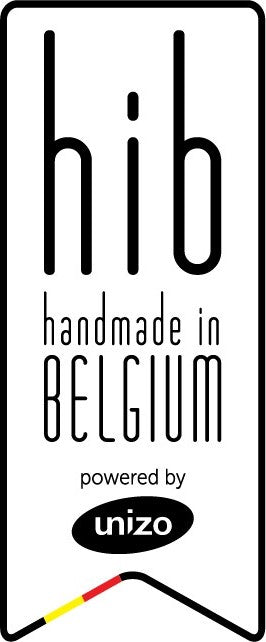 label . handmade in belgium