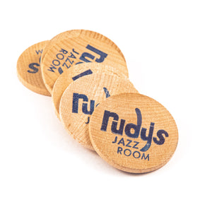 Rudy's $2 Off Tokens (Pack of 6)