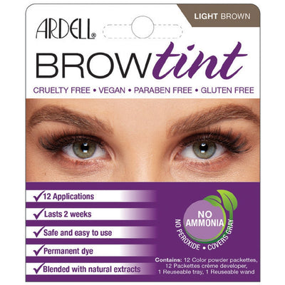 Ardell Brow Tint - Light Brown