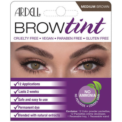 Ardell Brow Tint - Medium Brown