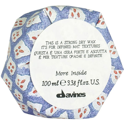 Davines This is a Strong Dry Wax 3.38 Fl. Oz.