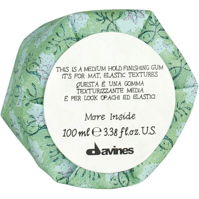Davines This is a Medium Hold Finishing Gum 3.38 Fl. Oz.