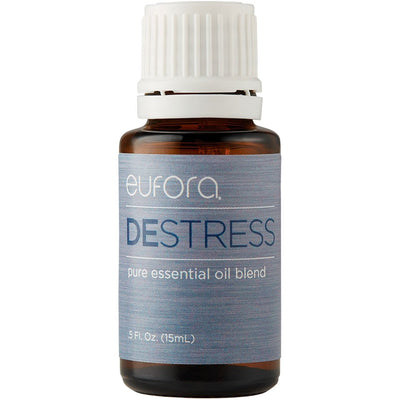 eufora DESTRESS pure essential oil blend 0.5 Fl. Oz.