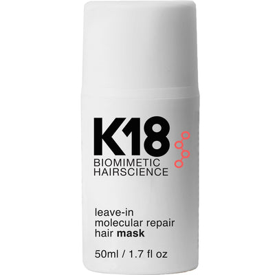 K18 leave-in molecular repair hair mask 1.7 Fl. Oz.
